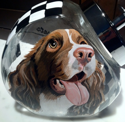 Pet Portrait Treat Jar™