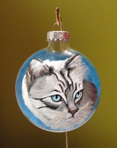The Pet Portrait Ornament
